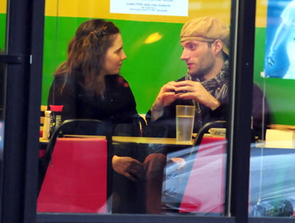 Exclusive_ Amanda Knox Enjoying A Day With Friends In Seattle
