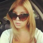 ania korkh Kate Upton look alike-photo