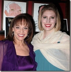 Cristina Cacciotti- Actress Valerie Harper's Daughter