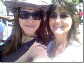 jodi arias with her mother