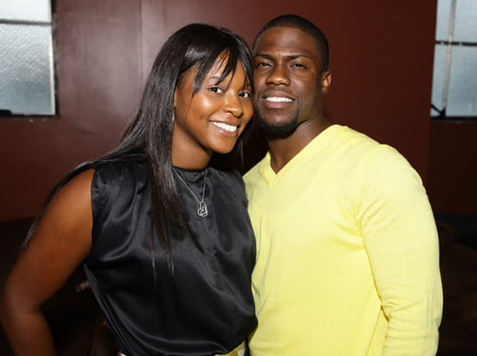 Torrei Hart Is Kevin Hart   s Ex-wifeKevin Harts Ex Wife