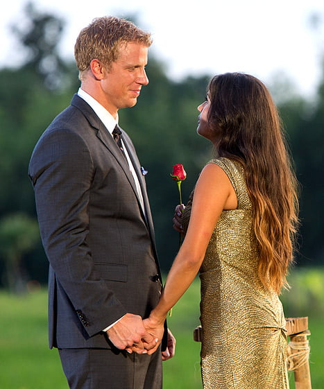 The Bachelor Sean Lowe's Girlfriend is Catherine Giudici