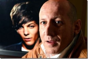 Troy Austin- OD Louis Tomlinson's Biological Father