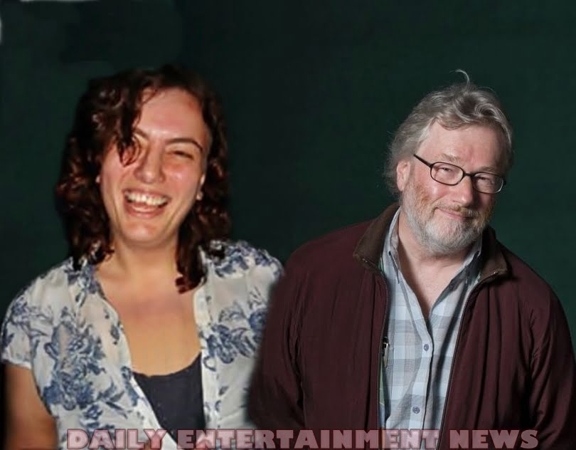 Adele Hartley- Scottish writer Iain Banks' Wife