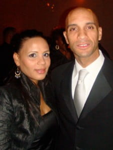 Adrian Fenty ex wife michelle Cross fenty