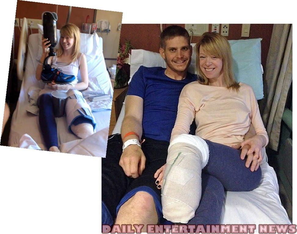 Adrianne Haslet-Davis- Dance Teacher At Boston Bombings Who lost One Foot!