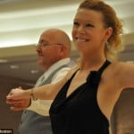 Adrianne Haslet Davis Boston Marathon Dancer_pictures