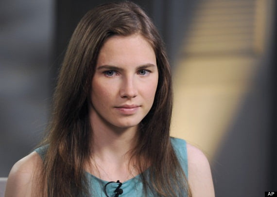WATCH VIDEO: Amanda Knox Interview with Diane Sawyer