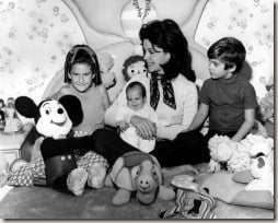 Annette Funicello children