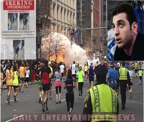 Tamerlan Tsarnaev- Boston Marathon Bomber Suspect #1