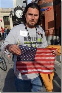 Costa Rican Cowboy Carlos Arredondo, Boston Marathon Hero