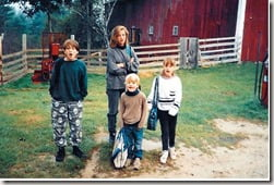 Chelone Miller Bode Miller childhood pics