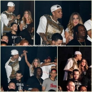 Keisha Kimball- Chris Brown Mystery Blond Revealed!