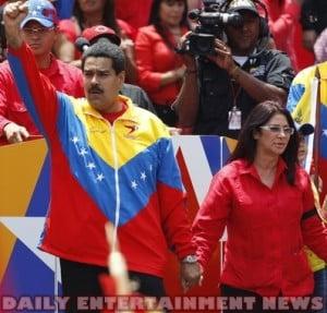 Cilia Flores Maduro Is  Venezuela's President Nicolas Maduro's Wife