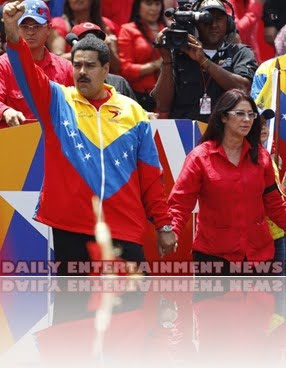 Cilia Flores Maduro Nicolas Maduro wife-photo