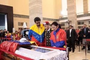 Cilia Flores Maduro Nicolas Maduro wife-photos