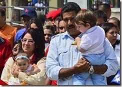 Cilia Flores Maduro Nicolas Maduro wife-pics
