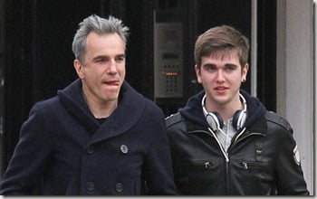 Daniel Day-Lewis and Gabriel