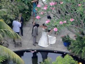 Dominic Lakhan Lindsay Boehner wedding picture