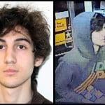 Dzhokhar A. Tsarnaev Tamerlan Tsarnaev Boston Marathon+pic