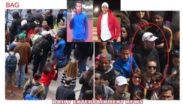 Eddine Barhoum (Salah Barhoum) and Yassine Zaimi- Branded Suspects at the Boston Marathon Bombing wears he and pal are not the Bombers.
