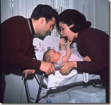 Gina Gilardi Annette Funicello Jack Gilardi pic