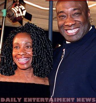 Judy Duncan Falzone Michael Clarke Duncan sister