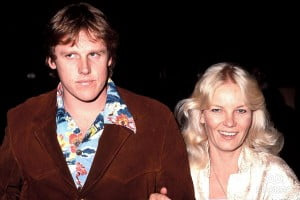 Steffanie Sampson Busey is Gary Busey Wife