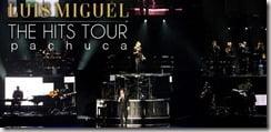 Kasia Sowinska in Luis Miguel tour