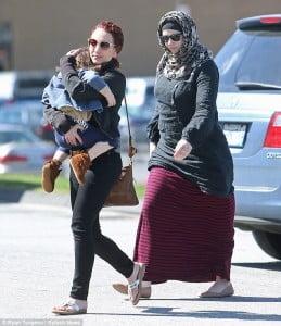 Katherine Russell Karima Tsarnaeva Tamerlan Tsarnaev pics
