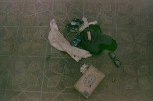 Kurt Cobain never  seen suicide scene pics