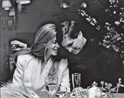 Steve Jobs Wedding