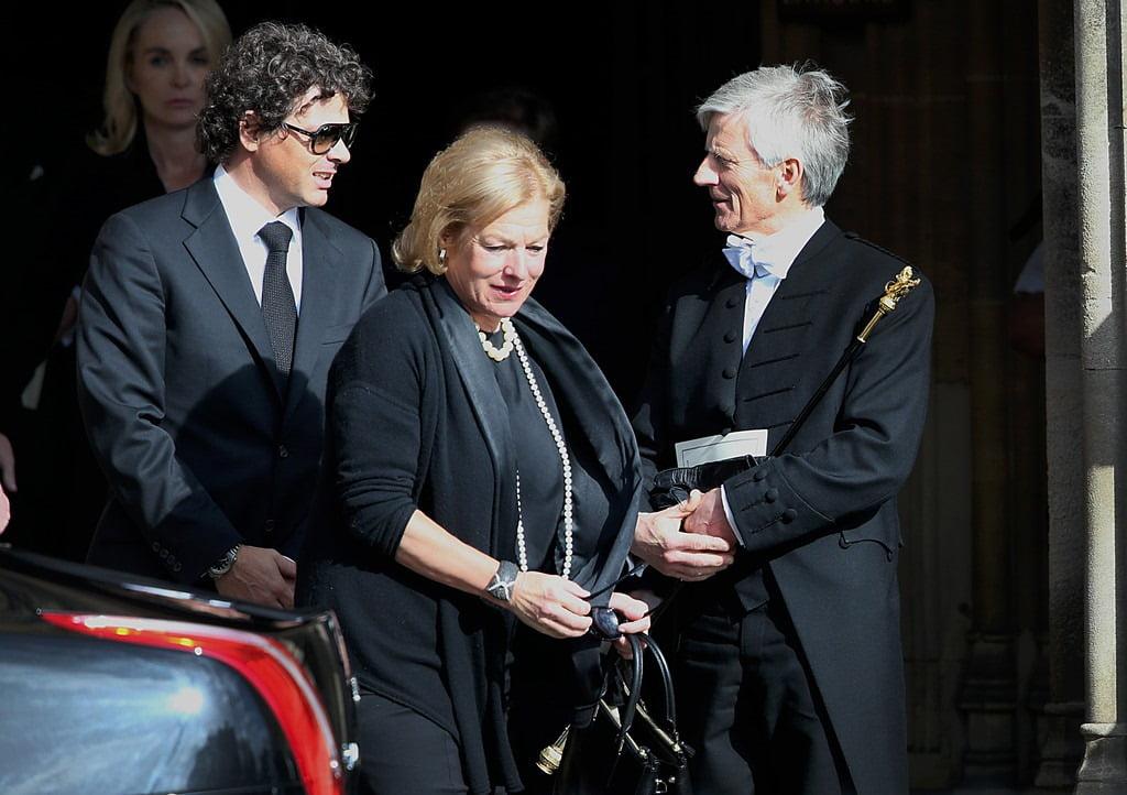 Marco Grass Carol Thatcher S Boyfriend