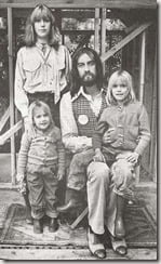 Mick Fleetwood Jenny Boyd daughters