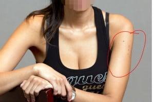 Nadine Ascencao Tamerlan Tsarnaev ex girlfriend pic