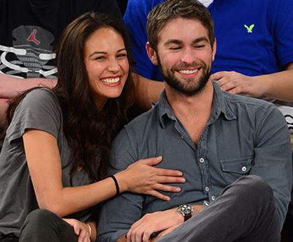 Rachelle Goulding Chace Crawford girlfriend 2013