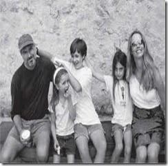 Steve Jobs Laurene Powell family
