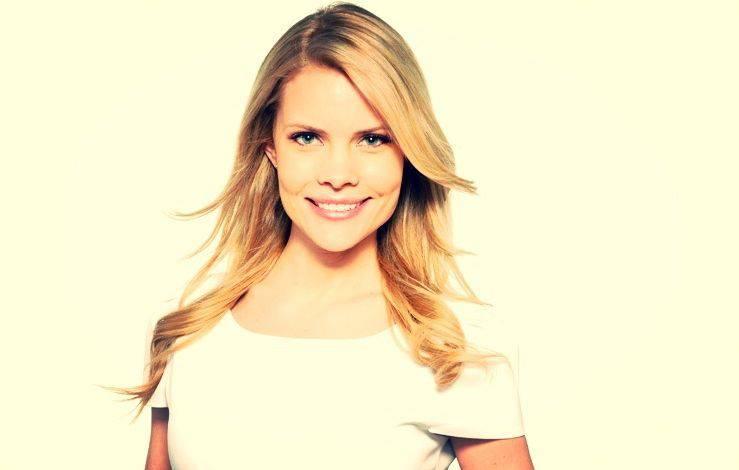 Sun Sports  Rays Reporter Kelly Nash