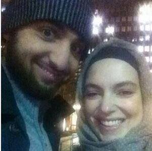 Tamerlan Tsarnaev wife Katherine Russell Karima Tsarnaeva pic