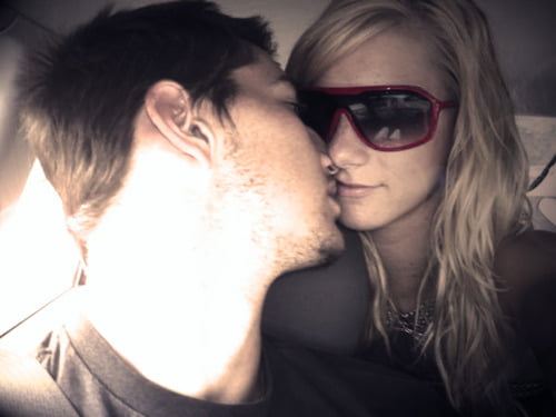 Heather morris boyfriend pictures