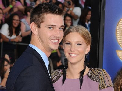 Taylor Hubbell- Glee Heather Morris' Boyfriend/ Baby Daddy