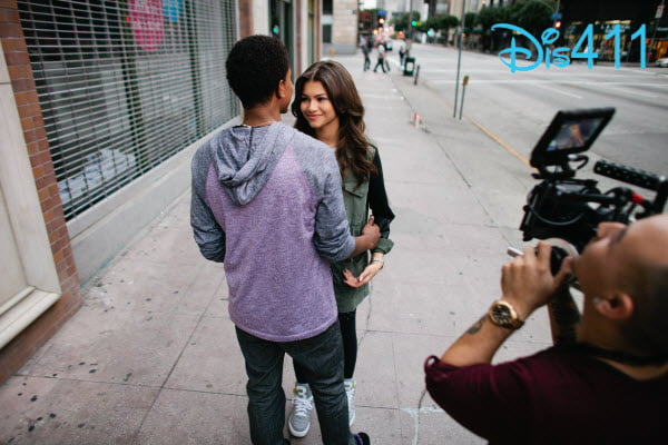 Is zendaya coleman dating trevor jackson