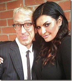 Jennifer Gimenez- Andy Dick's New Girlfriend