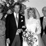 diane burgdorf Mark Thatcher wedding
