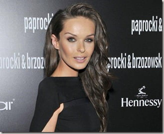 Kasia Sowinska- Mexican Singer Luis Miguel's New Girlfriend