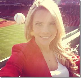 kelly nash-nearly hit by baseball