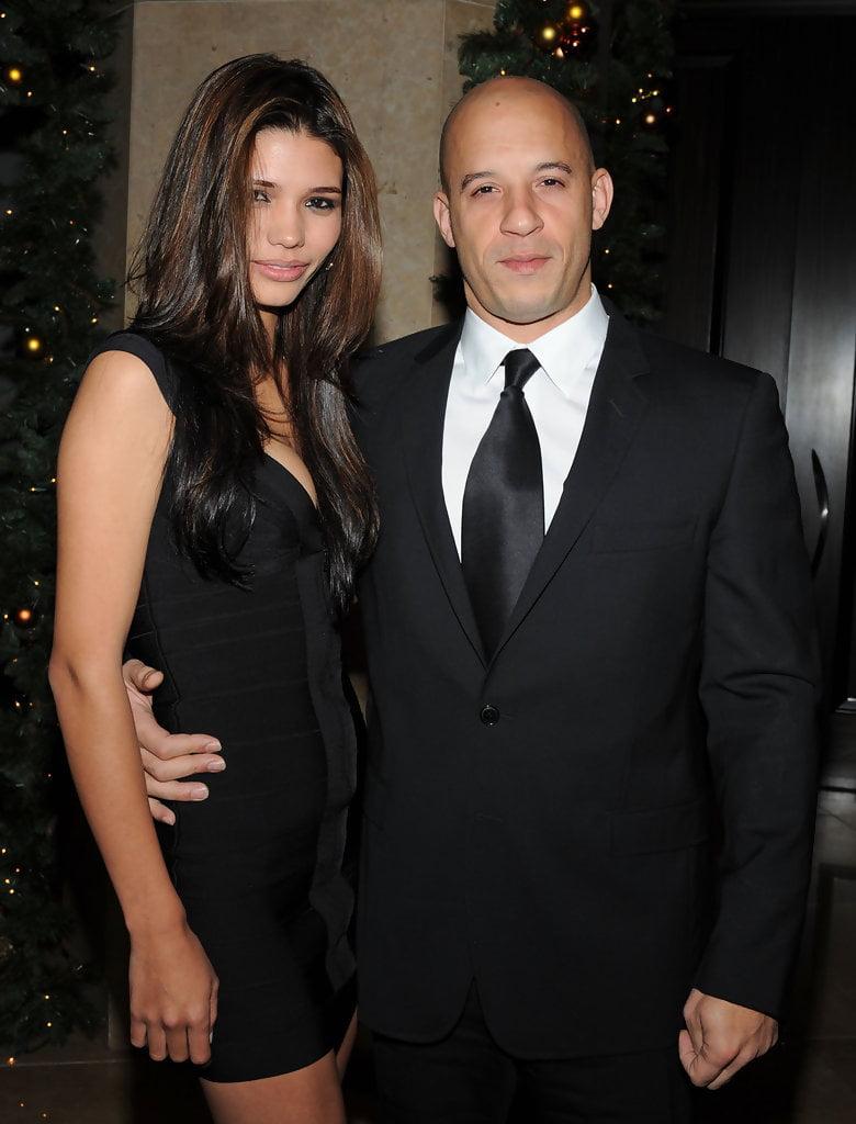 Paloma Jimenez- Vin Diesel's Girlfriend