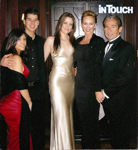 Ellen Piarson is Robert Kardashian's Widow ...