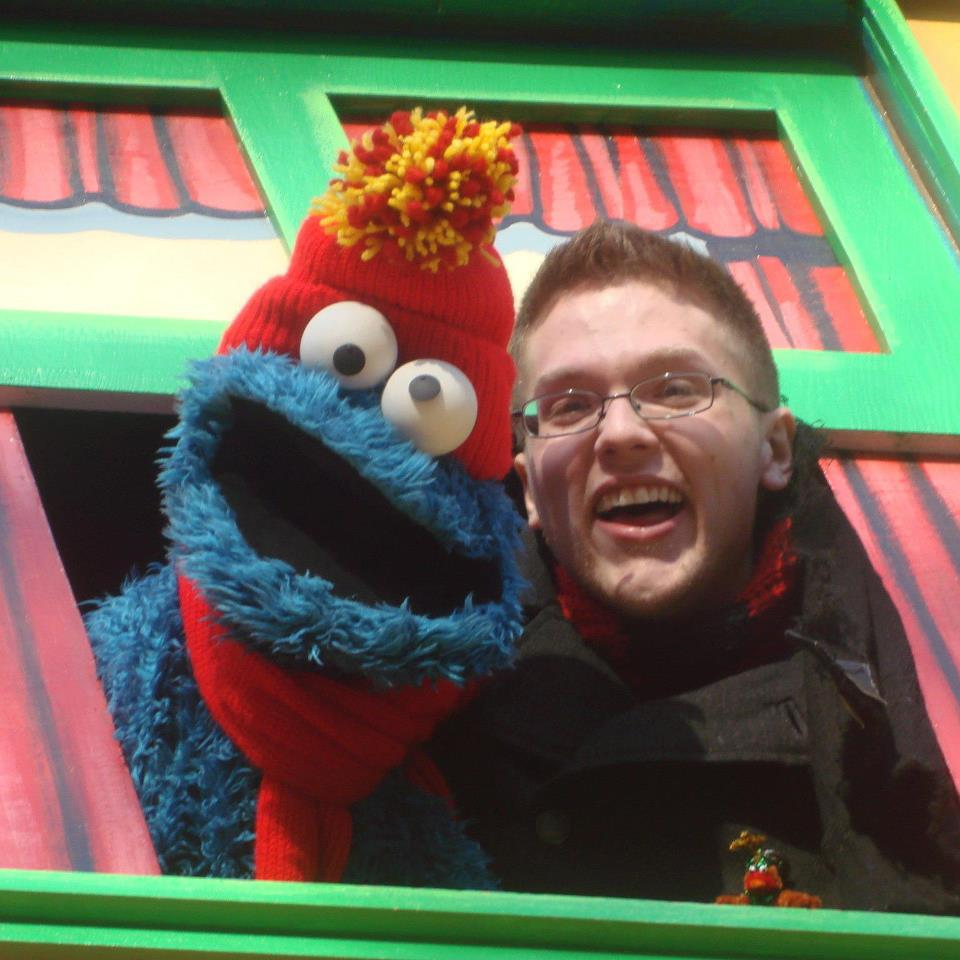 ryan dillon new voice of elmo