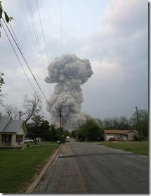 west, texas explosion3